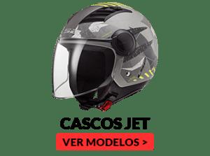 Cascos Jet