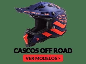 Cascos Off Road